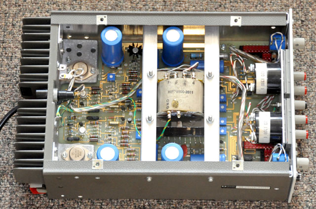 Antique Radio Forums • View topic - HP 6205C Power Supply
